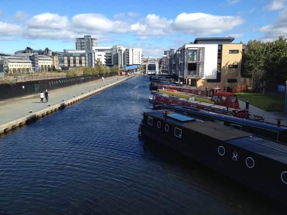Union Canal Edinburgh