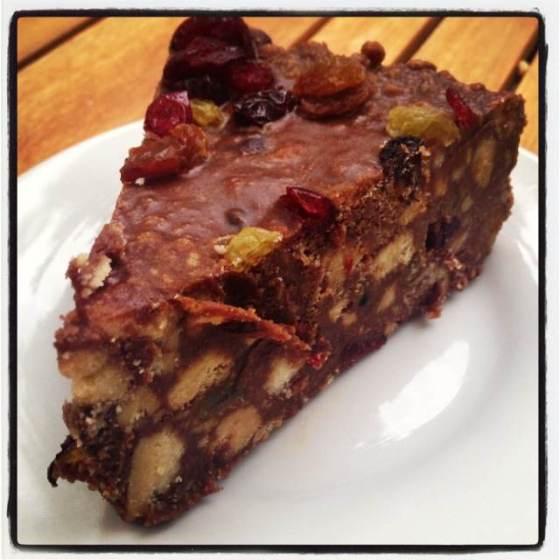 Cramond Falls Cafe Cake