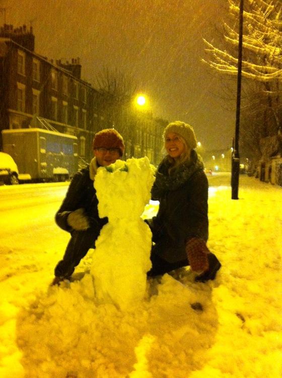 SnowinLondon