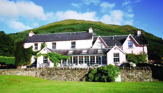 Monachyle Mhor hotel Scotland highlands