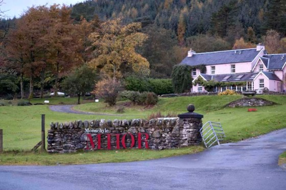 Monachyle Mhor Hotel Perthshire Scotland