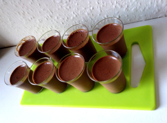 Chocolate Orange Pots Nick Nairn