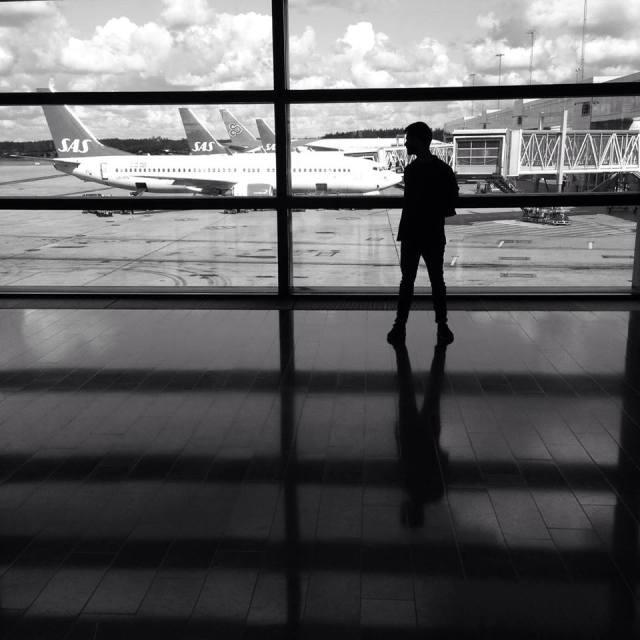 airportStockholm