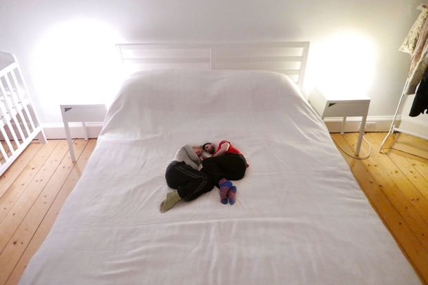 small-bed